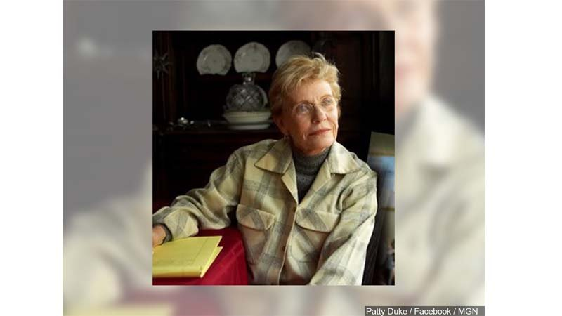 Oscar, Emmy winning actress Patty Duke dies
