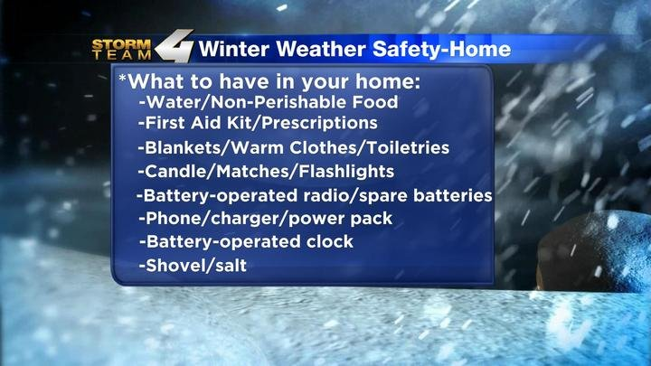 Winter Safety Tips for Your Home