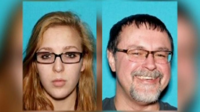 Authorities are searching for Elizabeth.