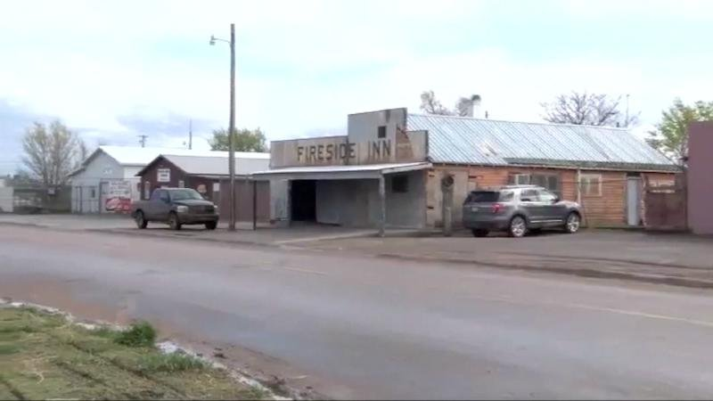 Whiteclay, Nebraska has only 9 residents, but sells millions of cans of beer each year. It sits  just 200 yards south of the Pine Ridge Indian Reservation, which bars alcohol
