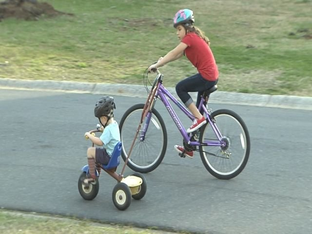 'Helmets on Kids' to protect young noggins