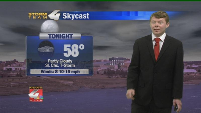 Storms Stay In Panhandle Tonight, Increase Across State Tuesday