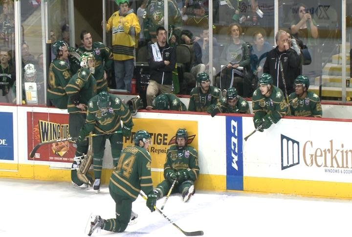 The Musketeers lost in the Clark Cup Finals to Chicago on Tuesday night.