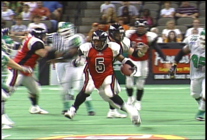 Former Sioux City Bandits running back Fred Jackson still wants to play in the NFL at age 36.