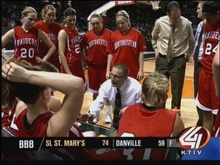 After seasons and four NAIA national titles, Earl Woudstra is stepping down as the head women's basketball coach at Northwestern College.