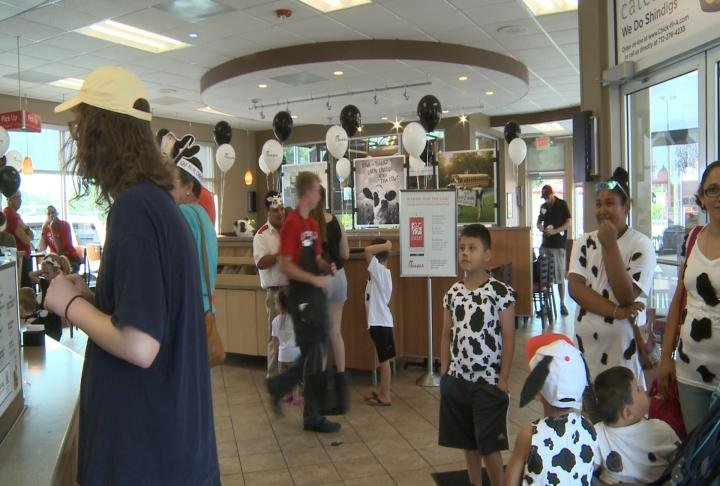 Cow Appreciation Day: Chick-fil-A offering free food Tuesday
