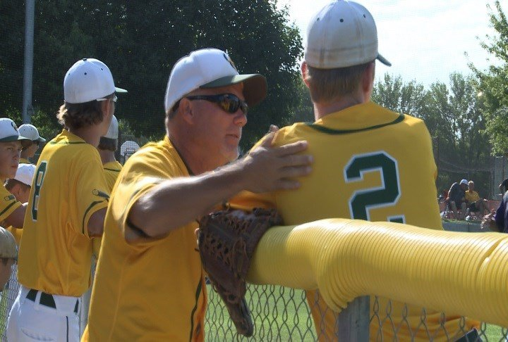 Marty Kurth has won over 500 games in 31 seasons at Gehlen Catholic.
