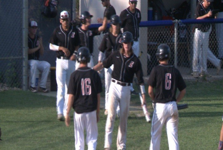 East beat North, 10-5, on Friday night in Sioux City.