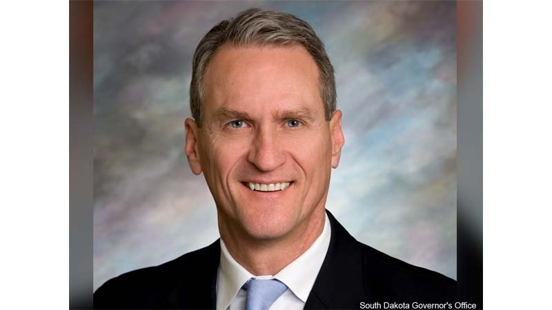 Gov. Dennis Daugaard says South Dakota has ended the 2017 budget year with a surplus built on state spending reductions that offset lower-than-expected tax collections