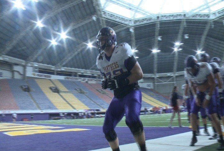 Northern Iowa is 18th in the STATS preseason FCS football poll.