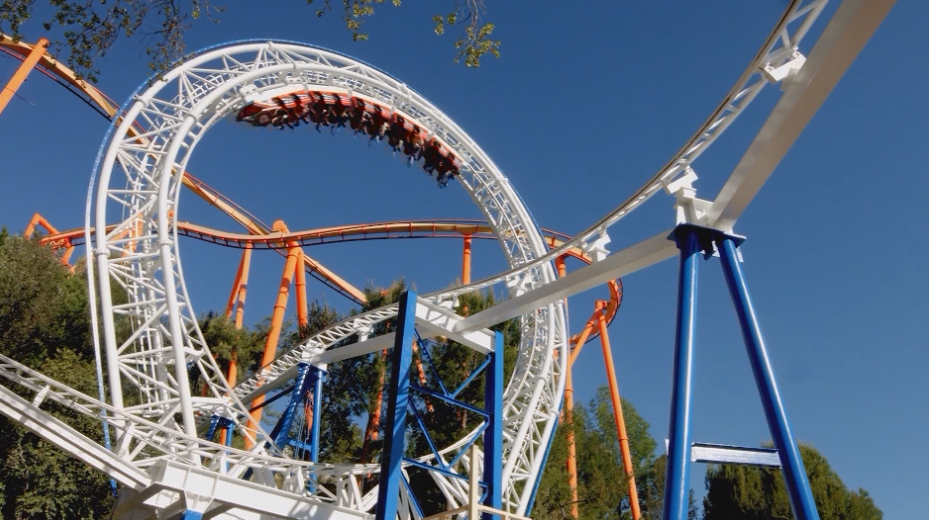 Thrill seekers...it's your day! Today is national roller coaster day!