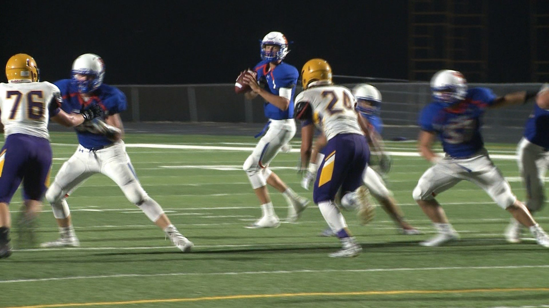 Sioux Center is ranked fourth in Class 2A in the new AP Iowa high school football poll.