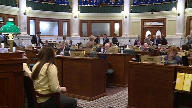 South Dakota lawmakers say low turnout at task force meetings on campaign finance reform may be a sign of dwindling support for changes in the law