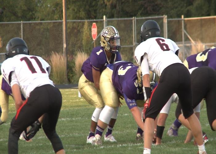 Spencer beat Spirit Lake, 26-13, on Friday night.