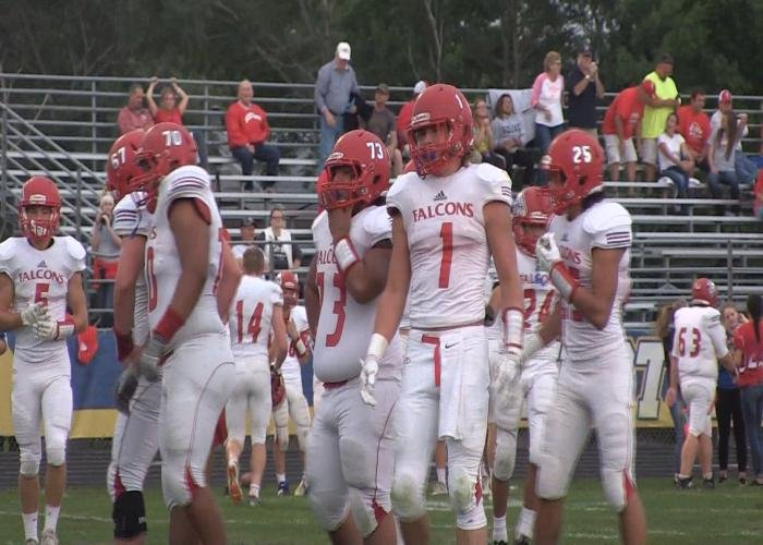West Sioux is ranked third in Class A with a 5-0 record.
