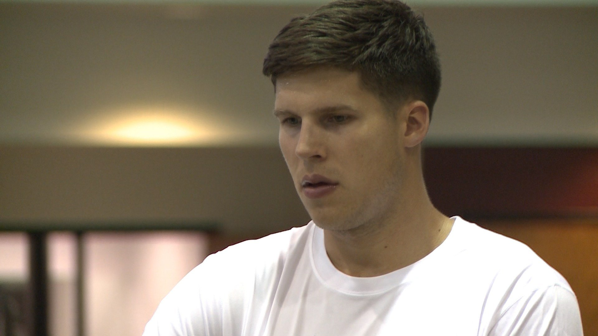 Doug McDermott was traded to the New York Knicks last week.