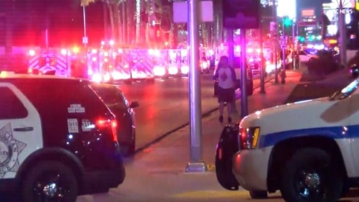 Details on the deadly concert shooting in Las Vegas, Nevada. The death toll now stands at over 55 people.