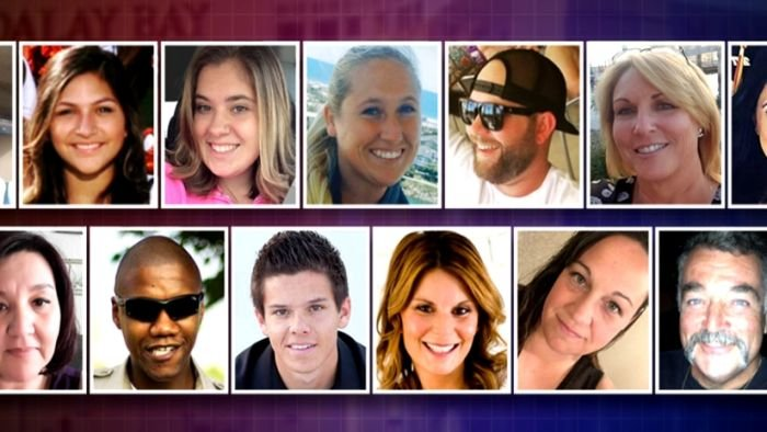 As the investigation into Sunday's mass shooting in Las Vegas continues we are learning more about the 59 people killed in the attack.