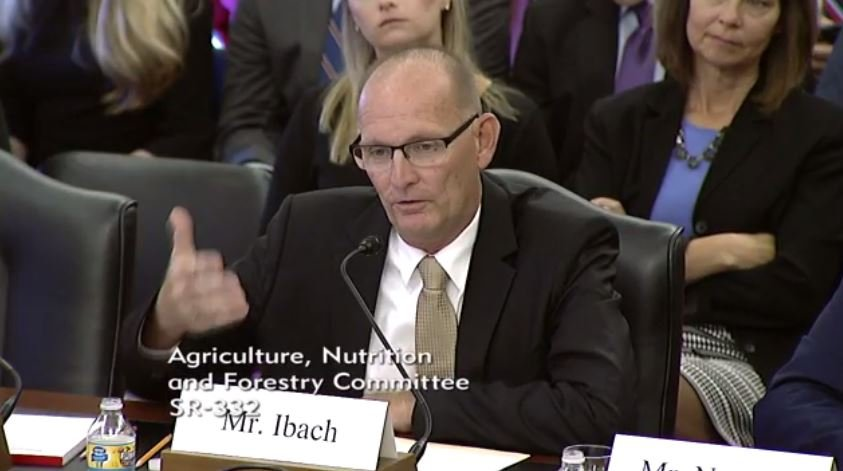 Gregory Ibach, of Nebraska, is nominated to be Under Secretary of Agriculture for Marketing and Regulatory Programs.