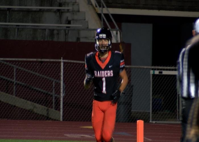 James Page led Sioux City East to a homecoming win over Des Moines Roosevelt on Friday.