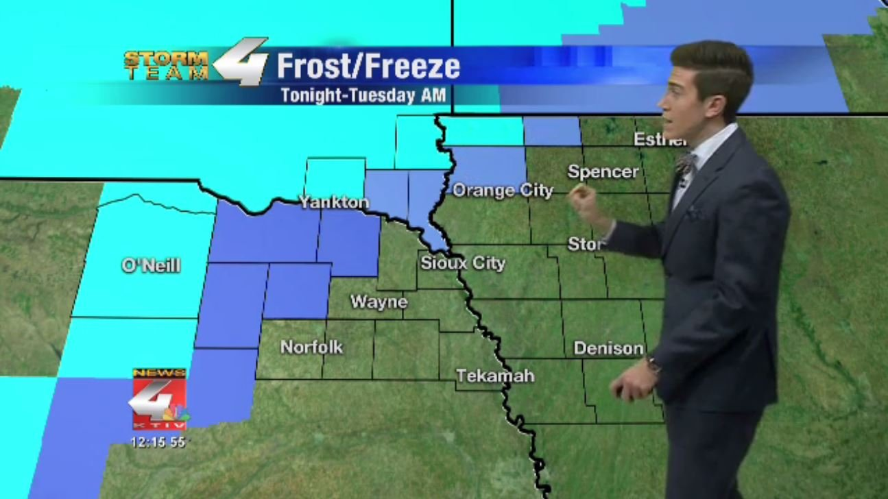 Winter Weather Alerts issued for parts of Siouxland