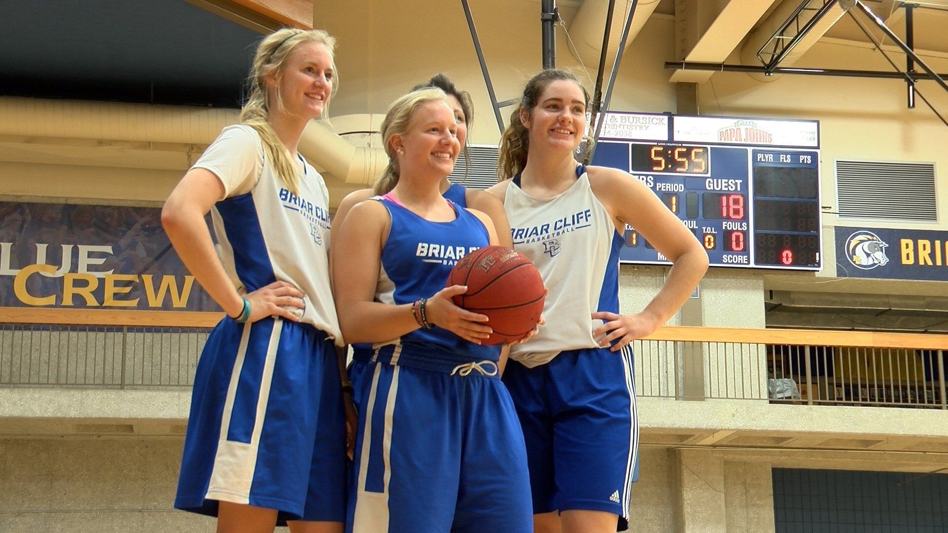 Briar Cliff went 14-17 last season, but has a nice mix of youth and experience.