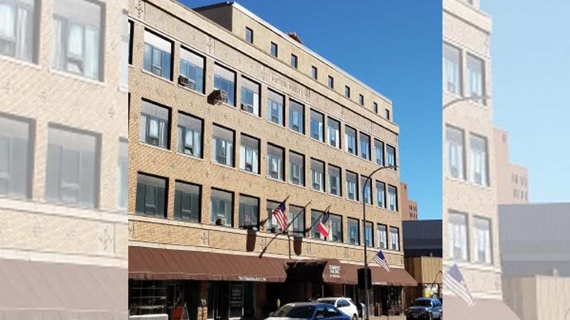 Photo Courtesy: City of Sioux City - Commerce Building