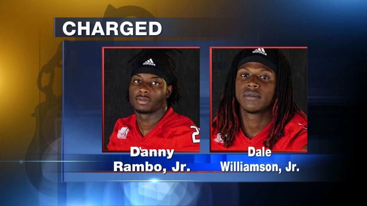 USD Football players charged with rape, Vermillion Police say