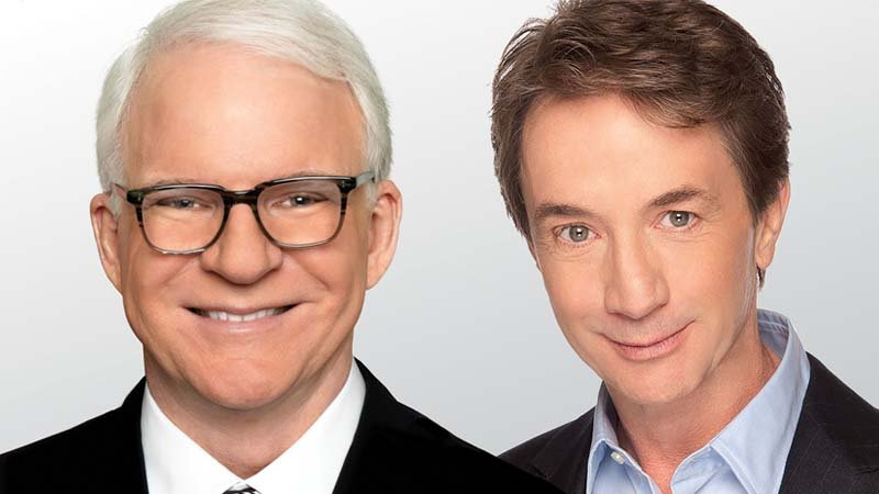 Steve Martin and Martin Short will play one-night-only show at the Orpheum Theatre in Sioux City on May 19 at 7:30 p.m.