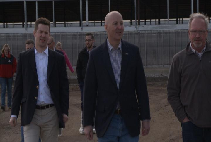 Nebraska Gov. Pete Ricketts is set to visit Texas this week for the Republican Governors Association's annual conference