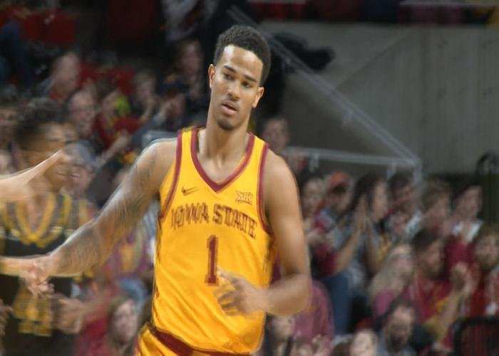 Iowa State fell to 0-2 after losing to Milwaukee on Monday in Ames.