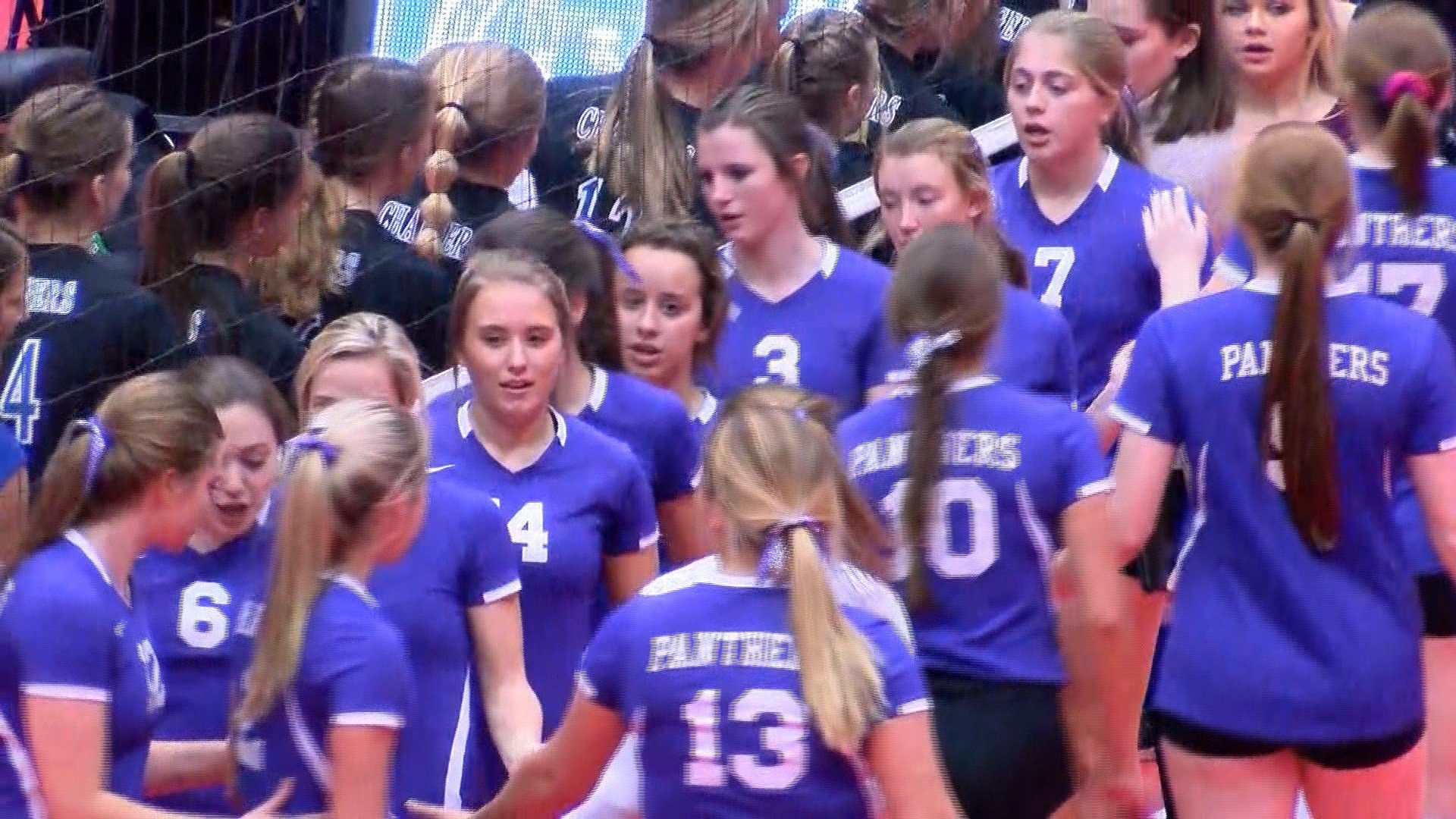 Dakota Valley fell to Sioux Falls Christian in the Class A state title game on Saturday, 3-2.