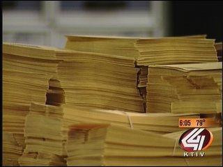 File photo of ballots