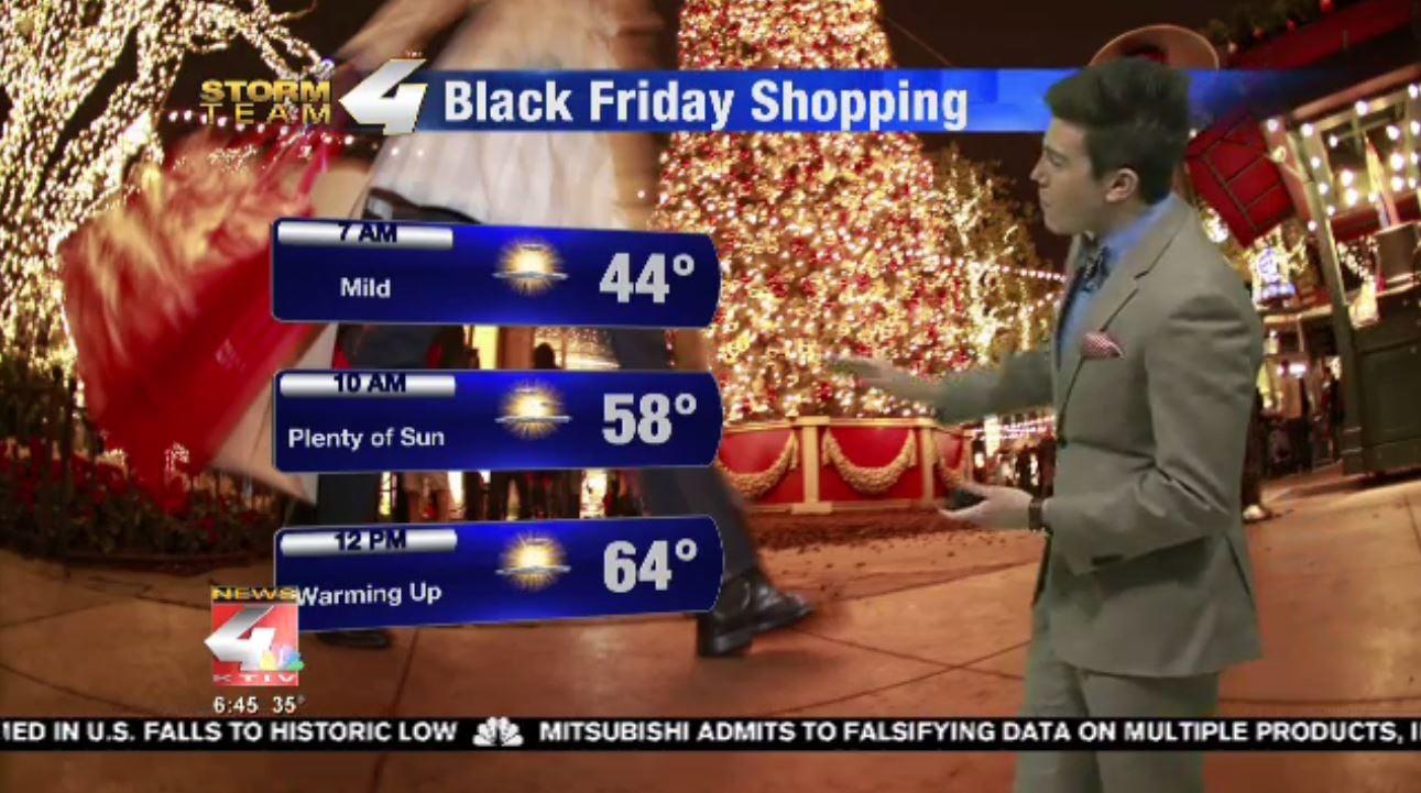 Black Friday Forecast