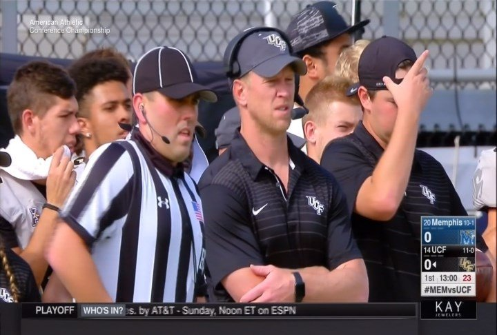 Scott Frost is Nebraska's new head football coach.