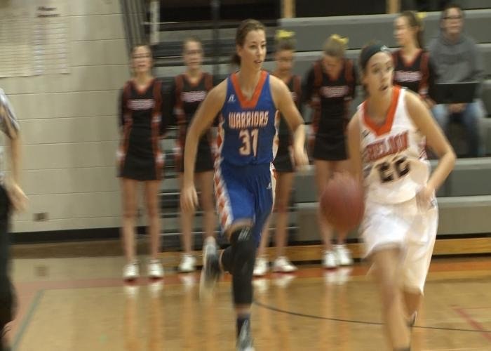 Sioux Center is first in the Class 3A basketball ratings.