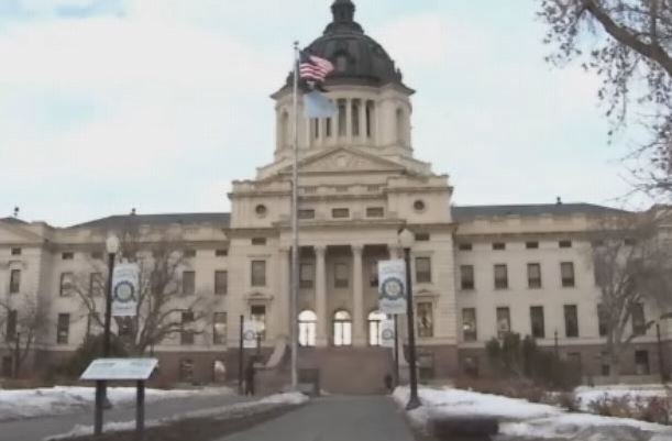 The South Dakota House Democratic leader says he's concerned about pay for state workers and school funding in the governor's proposed budget
