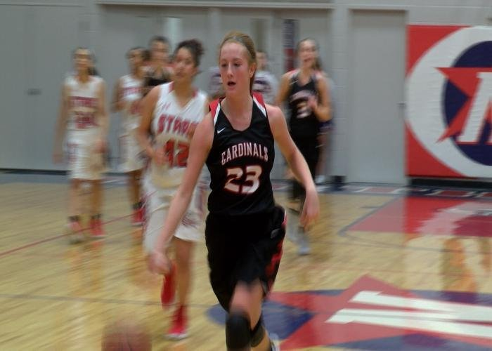 South Sioux City beat North, 76-25, on Thursday night.