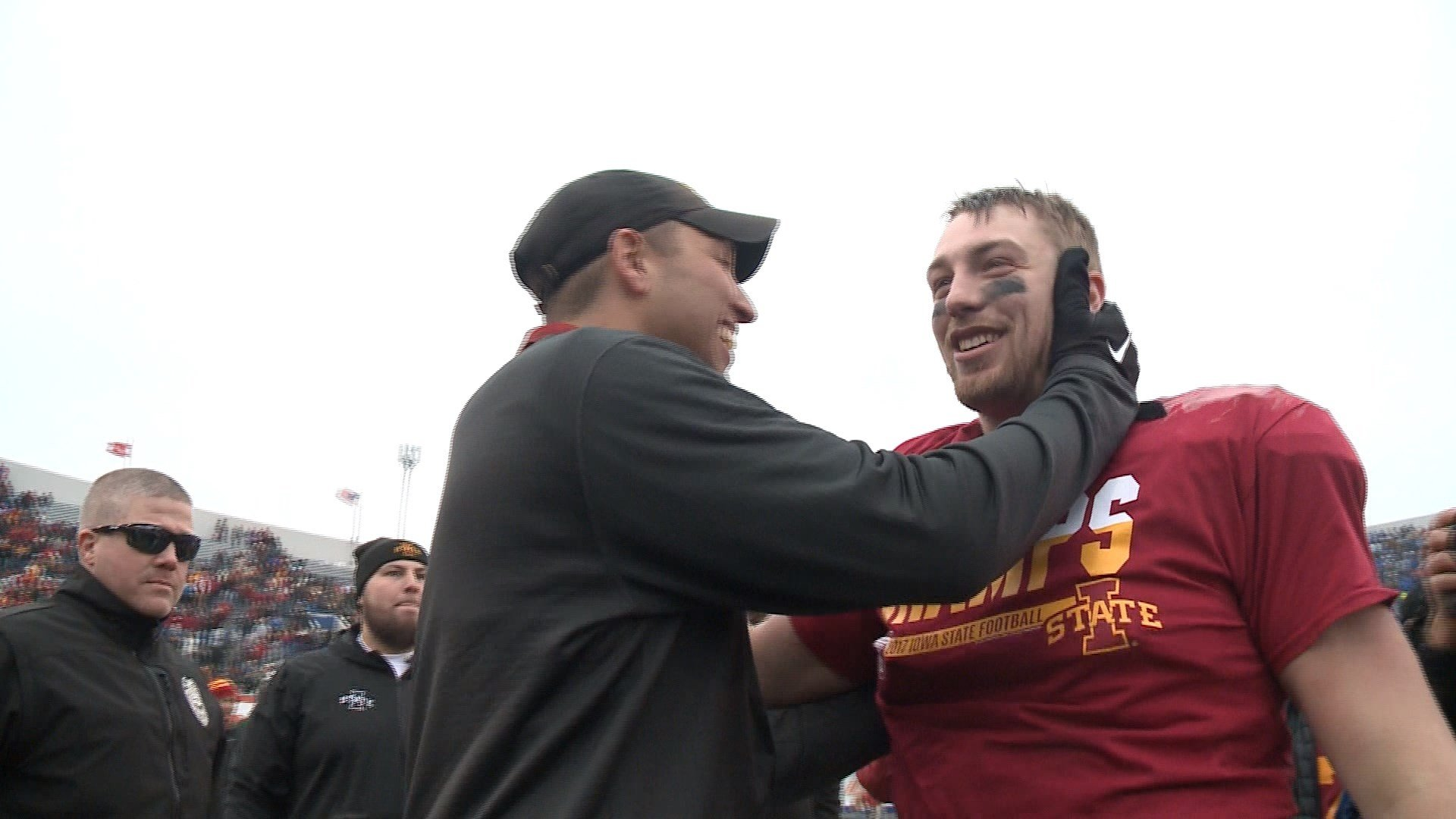 Iowa State graduates 21 seniors after this season.
