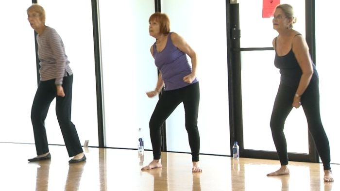 NIA exercise is unique in that it allows you to move to your own body's comfort level.