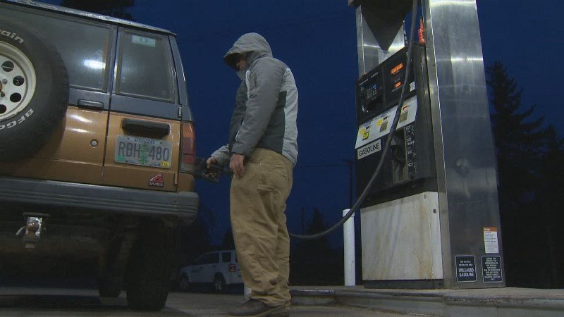 Many Oregon Residents Don't Want to Pump Their Own Gas