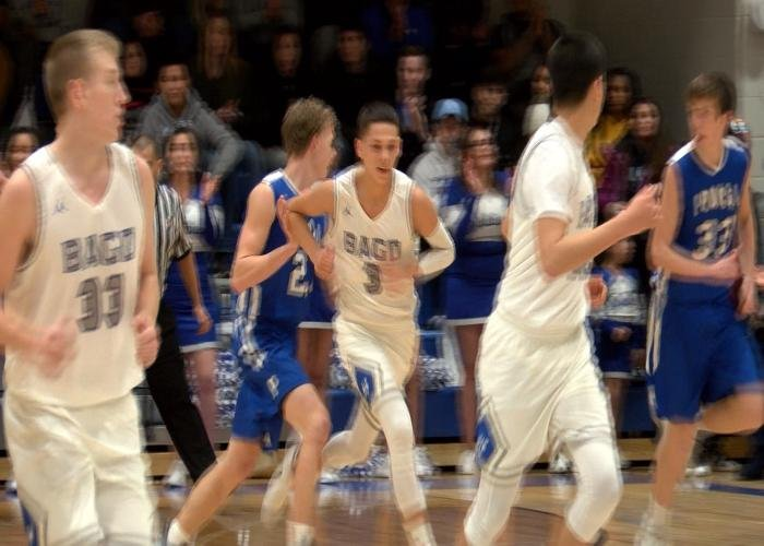Winnebago beat Ponca, 52-50, on Tuesday night.