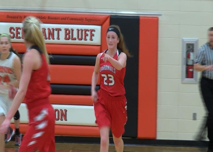 South Sioux City beat Sgt. Bluff-Luton, 67-55, on Thursday night.