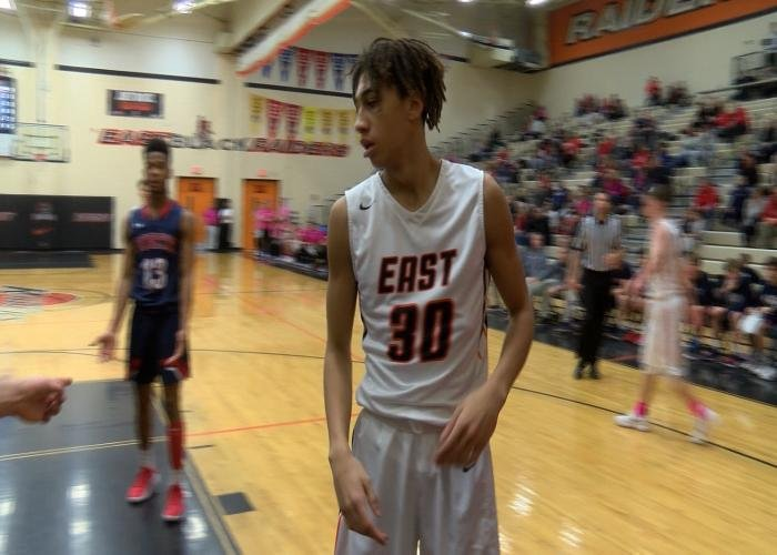 Sioux City East beat North 82-50 on Friday night.