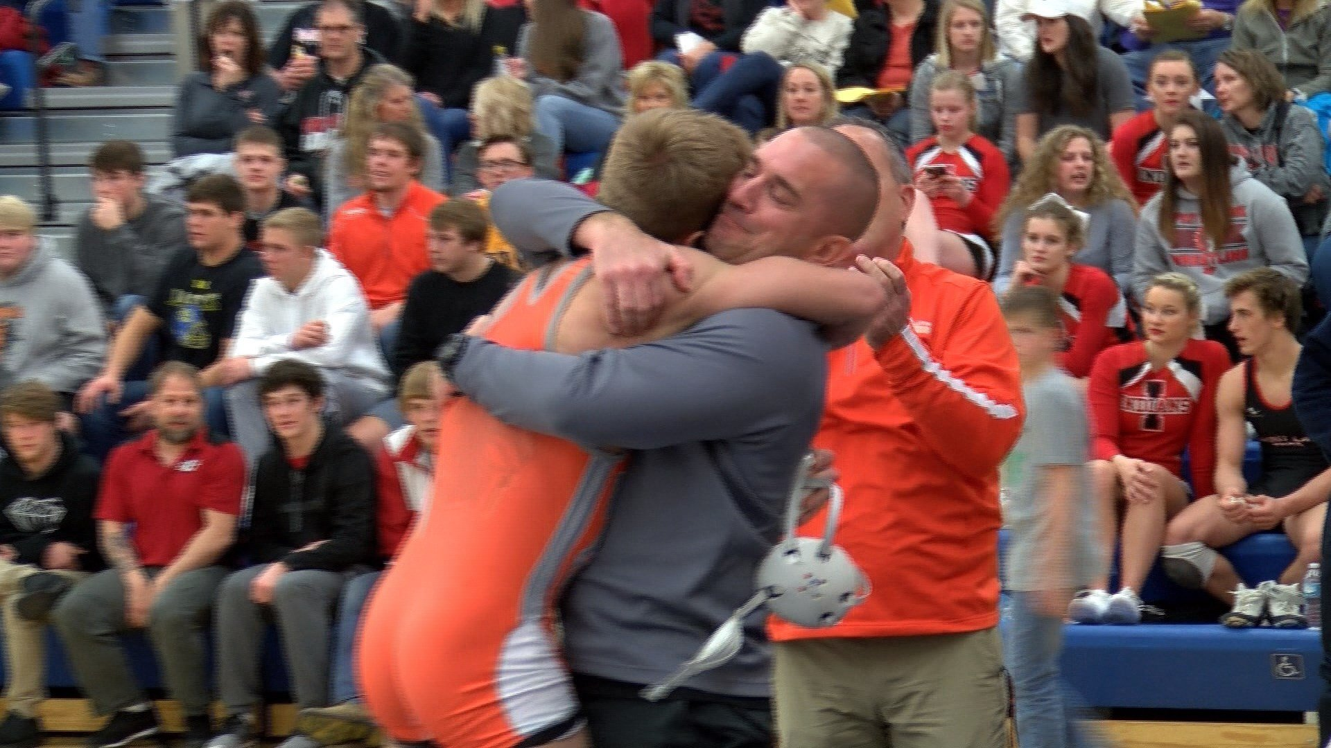 Sergeant Bluff-Luton is sending six wrestlers to the individual state tournament.