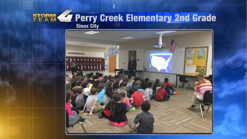 Ron Demers at Perry Creek Elementary