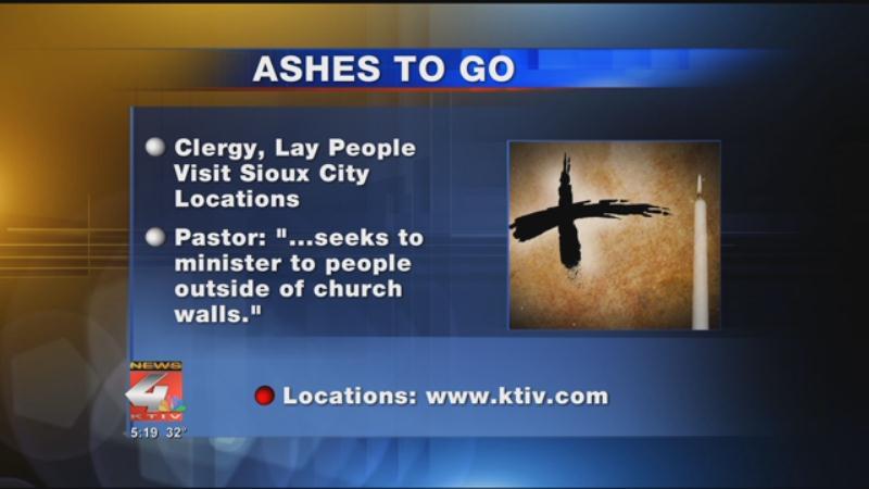 Ash Wednesday draws faithful to churches