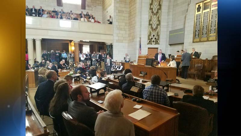 Six years after Nebraska voters rejected a pay increase for state lawmakers, a fresh crop of senators is asking again