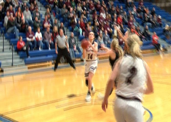 Morningside's Madison Braun is the GPAC Player of the Week.