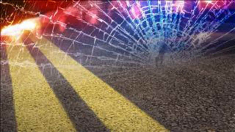 A Newell, Iowa woman has died after she fell from a pickup truck and was hit by a car
